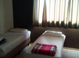 Hotel Vitaly, Contagem (Parque Industrial yakınında)