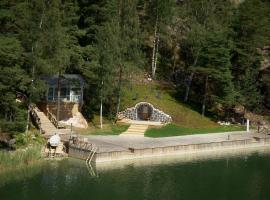 Villa Prostvik, Prostvik