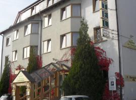 Hotel Garibaldi, Rodgau (Nieder-Roden yakınında)
