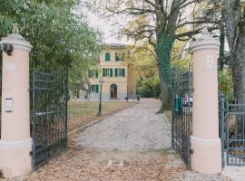 Casa Nora, Villanova