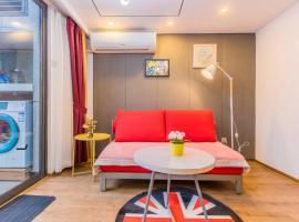 Hangzhou Centric Balcony Loft Apartment, Hangzhou (Xixing yakınında)