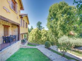 Three-Bedroom Holiday Home in Casas del Monte, Casas del Monte (рядом с городом Segura de Toro)