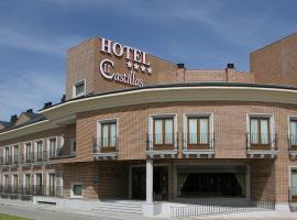 ホテル II カスティリャス アビラ