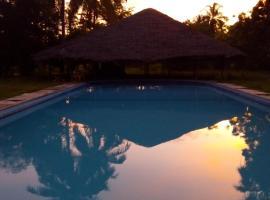 New Bagamoyo Beach Resort, Bagamoyo (рядом с регионом Saadani National Park)