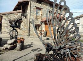 Hotel Rural Casa María, Ruesga (Polentinos yakınında)
