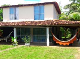 Casa Praia Ilheus/Itacare, Ilhéus (Mamoan yakınında)