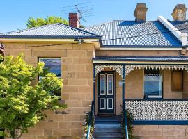 WEST NEST | Classic 3BR Hobart Terrace BEST Location, View, Close to City