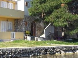 Apartment Ilovik 12275a