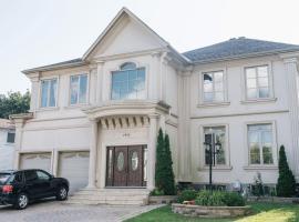 JstLikeHome - Luxury Mansion, Ottawa (Orleans yakınında)