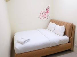 2BR De Paradiso Residence Pluit By Travelio, Джакарта (рядом с городом Muarakarang)