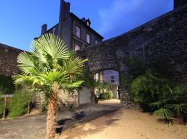 Clos Beaumont, Клермон-Ферран (рядом с городом Varennes)