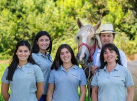 Agroturismo, Uva Dulce, Tunca Arriba (Rengo yakınında)