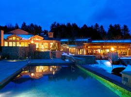 Topnotch Resort & Spa, Stowe