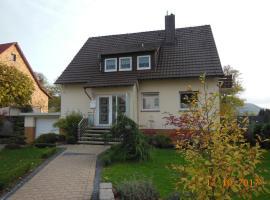 Ferienwohnung E.F. Schaper, Stadtoldendorf (Holenberg yakınında)