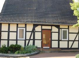 Ferienhaus Stollenwerk 1 - Steinhude, Achternümme
