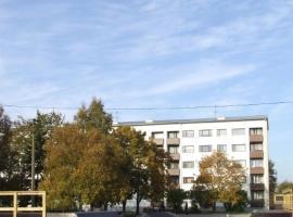 Little sunny apartement, Kuressaare (Upa yakınında)