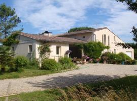 Agacey, Le Taillan-Médoc (рядом с городом Blanquefort)