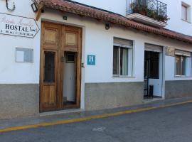 Posada Manolon, Santa Cruz de Moya (Casas Bajas yakınında)