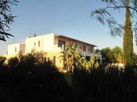 Kazen Garden, Essaouira