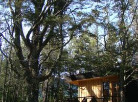 Lodge Punahue, Panguipulli (Choshuenco yakınında)