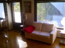 Spacious 4 Room Apartment & Sauna, Kotka