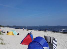 Ferienwohnung Sommerwind, Drewoldke