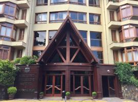 Flat Prodigy Serrano Hotel