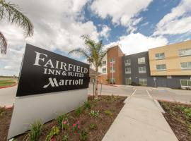 Fairfield Inn & Suites by Marriott Brownsville North, Brownsville