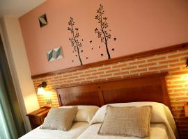 Hotel Ecologico Toral, Santa Cruz de Mudela