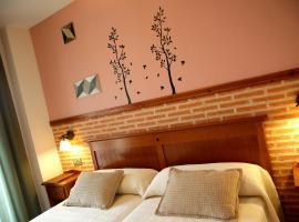 Hotel Ecologico Toral, Santa Cruz de Mudela (Castellar de Santiago yakınında)