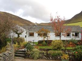 Croft Cottage, Borrowdale Valley