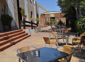 Apartamentos Rurales Alcazaba de las Torres, Cañete de las Torres (Porcuna yakınında)