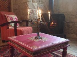 Mehadipur Home, Safed