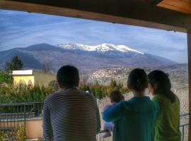 Villa Encanto, Añón