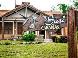 Suricabanias, Villa Yacanto (San Miguel de los Rios yakınında)