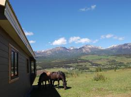 Cabaña Patagonia Nativa, Coihaique (Coihaique Alto yakınında)