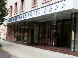 Corso Boutique Hotel, Gyula