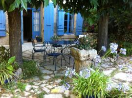 Aux Pots Bleus, Nissan-lez-Enserune (рядом с городом Colombiers)