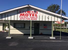 Bel Air Motel, Monroe City (Near Florida)