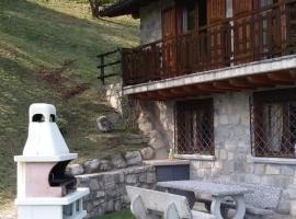 casa di campagna karlà