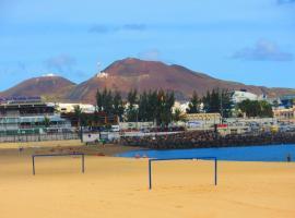 City Room Las Palmas, Las Palmas de Gran Canaria (Guanarteme yakınında)