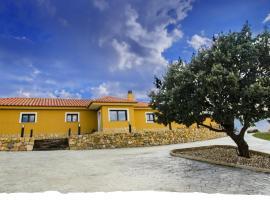 Casa Rural El Coscojar, Teruel (Corbalán yakınında)