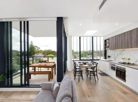 North Ryde Modern One Bedroom Apartment (A511WHT), Sydney (Near North Ryde)