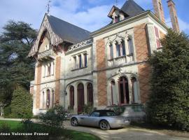 Chateau Valcreuse, Ла-Рош-Позе (рядом с городом Lésigny)