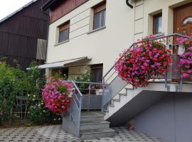Maison Tabor, Ebersheim (рядом с городом Muttersholtz)