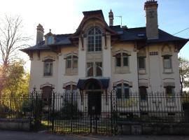 Villa Sequoia, Saint-Mihiel (рядом с городом Courouvre)