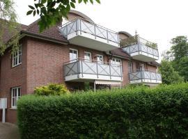 """Appartement """"Seeurlaub"""" mit Balkon"""