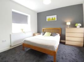 Elphinstone Guesthouse, Trent Vale