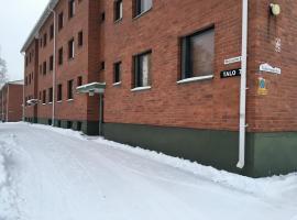 Two bedroom apartment in Tornio, Metsolantie 8 (ID 10260), Торнио (рядом с городом Kukkola)