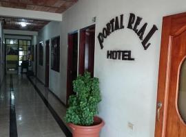 Hotel Portal Real, Pajuil (Near Vichada)